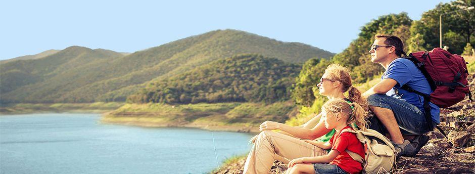 De superbes lieux pour votre séjour familial à la montagne